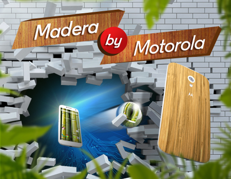 Moto x by madera