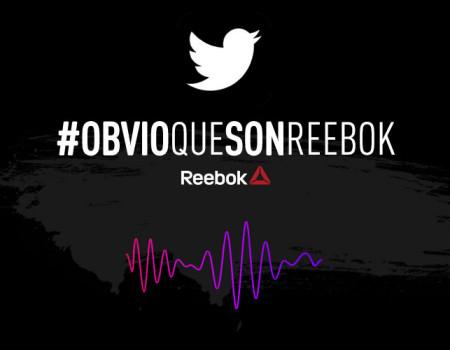 #ObvioQueSonReebok: la consecuencia de un trabajo en equipo