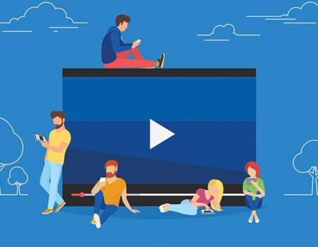 El reinado de los videos verticales en social media
