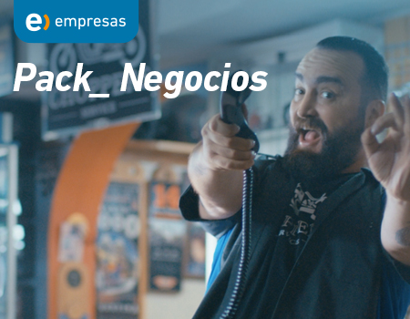 Entel Pack Negocio