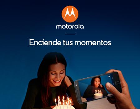 Motorola enciende