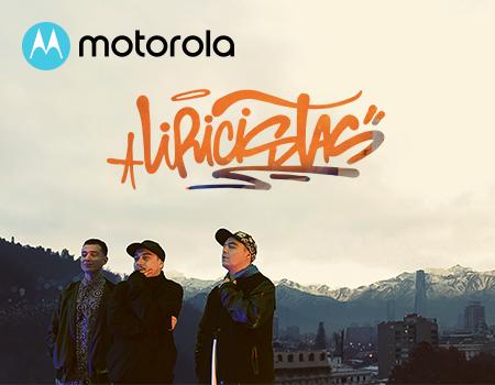 Motorola Levanta la mirada