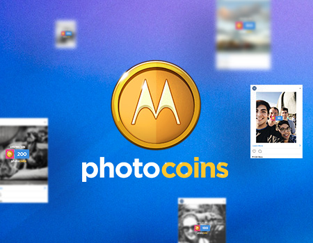 Motorola Photocoins
